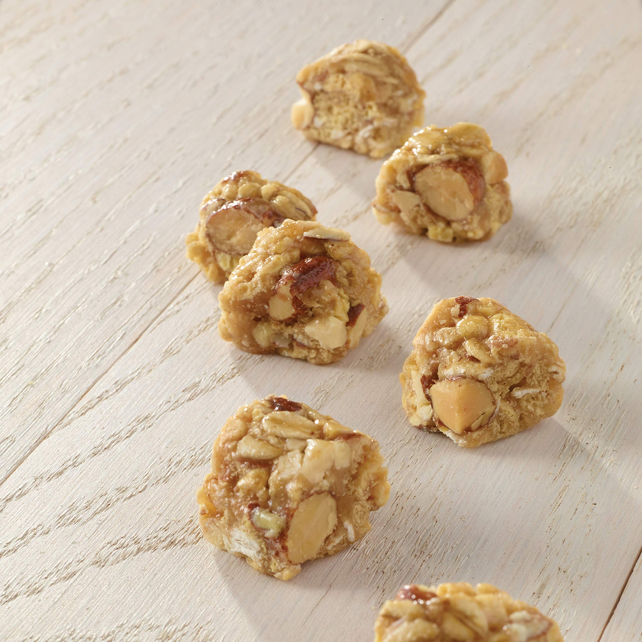 Bear Naked Peanut Butter & Honey Granola Bites - Gluten Free | Non-GMO | Kosher | Vegetarian Friendly - 7.2 Oz by Bear Naked (Image #5)
