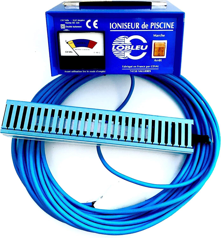 LOBLEU - Ionizador de piscina: Amazon.es: Bricolaje y herramientas