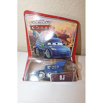 Cars: DJ: Toys & Games