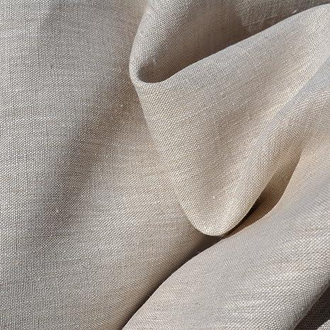 Amazon.com: 100% tela de lino. – Textiles français, color ...