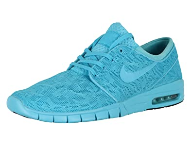 203f9a6828 Image Unavailable. Image not available for. Color: Nike Mens Stefan Janoski  Max, Gamma Blue/Gamma ...