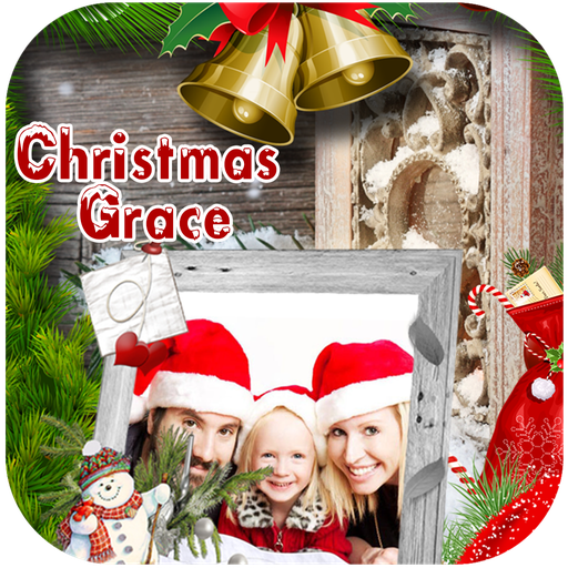 Christmas Grace - Best Customised Greeting Card App in the Market (Best Annotation App For Android)