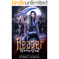 Reaper Uninvited (Deadside Reapers Book 2)