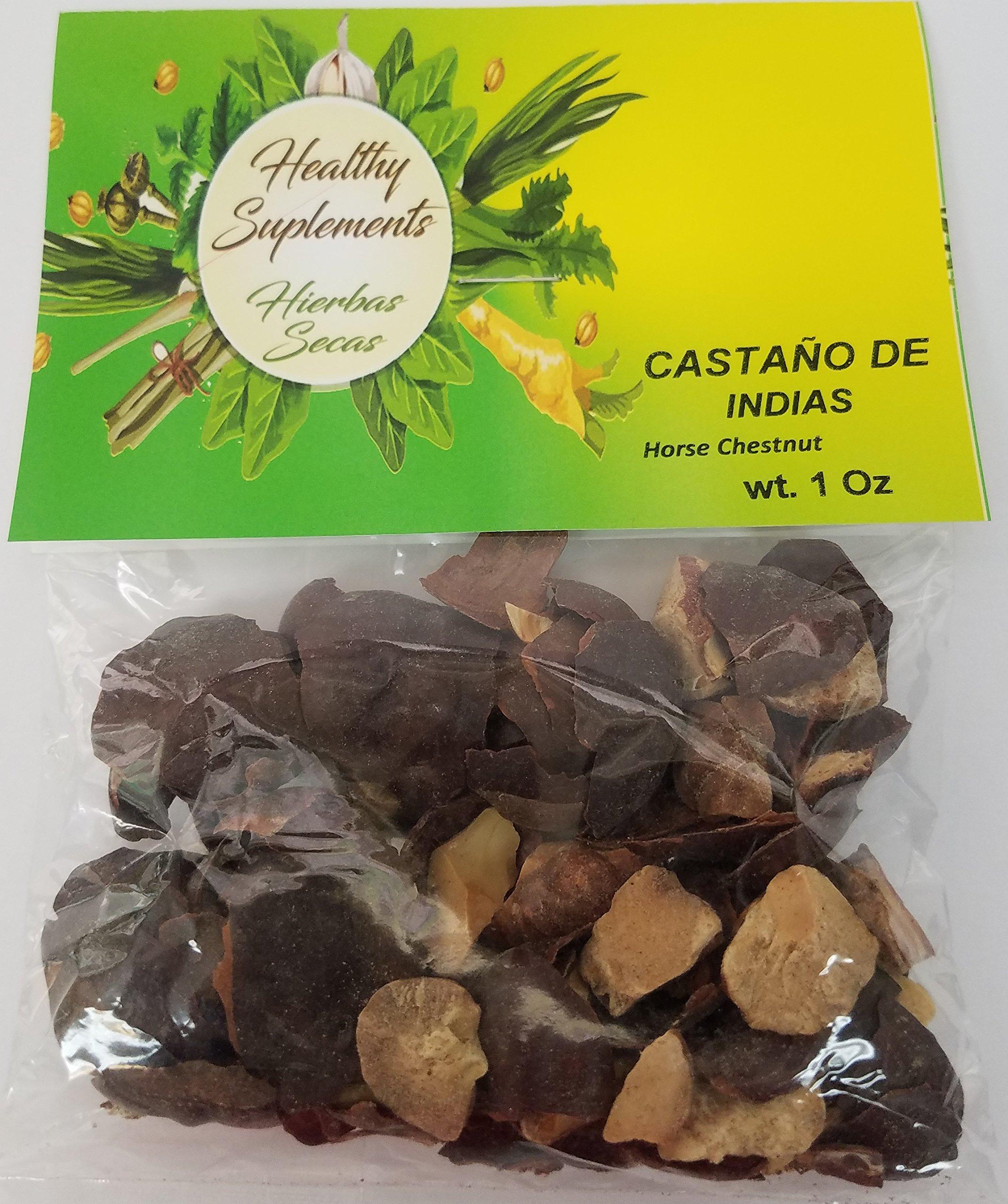 Castaña de Indias (Horse Chestnut) 1 oz