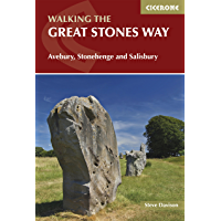The Great Stones Way: Avebury, Stonehenge and Salisbury (British Long Distance Trails) (English Edition)