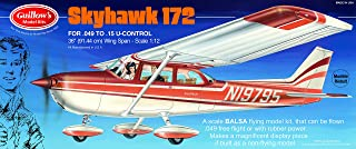 product image for Guillow's Cessna Skyhawk Model Kit