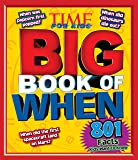 Big Book of WHEN (A TIME for Kids Book) (TIME for Kids Big Books)