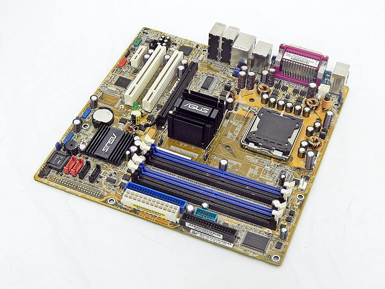 Asus P5gd1 Vm Intel 915g Lga775 Pentium 4 800mhz Fsb Motherboard Xtreme G41 Ddr3 Lga 775 Support Ddr Micro Atx With Onboard Video 8ch Audio Lan Only