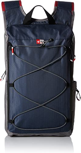 NDK Men s Hiking Backpack, blue, One Size