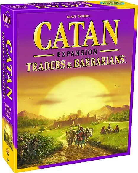 Mayfair Catan: Traders and Barbarians: Amazon.es: Juguetes y juegos