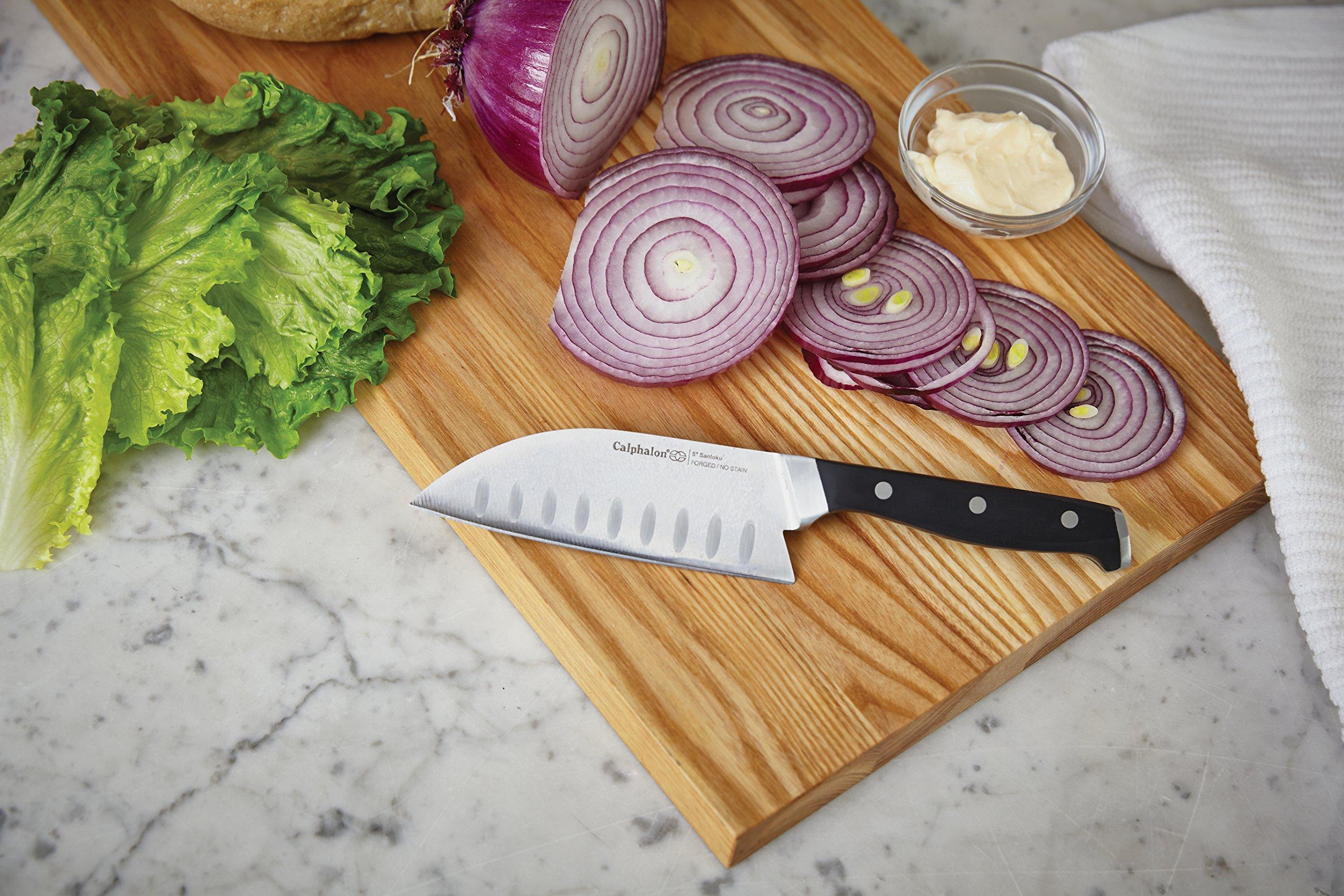Calphalon Classic Self-Sharpening 15-pc. Cutlery Knife Block Set by Calphalon (Image #6)