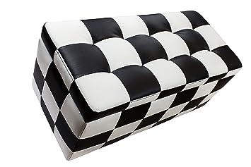 Avanti Trendstore - Storage - Puff Caja, Aprox. 85 x 40 x 40 ...