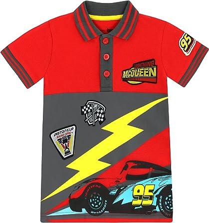 Disney Cars Boys' Cars Polo Shirt