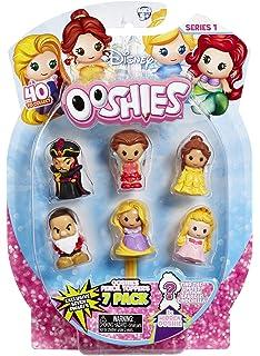 Ooshies Disney 7 Pack Asst - Wave 1: Amazon.es: Juguetes y juegos