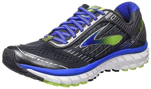 Brooks Ghost 9, Zapatillas de Deporte para Hombre, Negro (Black), 46 EU: Amazon.es: Zapatos y complementos