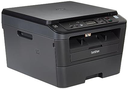 Brother DCP-L2520DW - Impresora multifunción láser, Negro