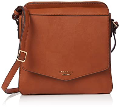 Fiorelli Womens Taylor Cross-Body Bag Tan  Amazon.co.uk  Shoes   Bags 6434556333178