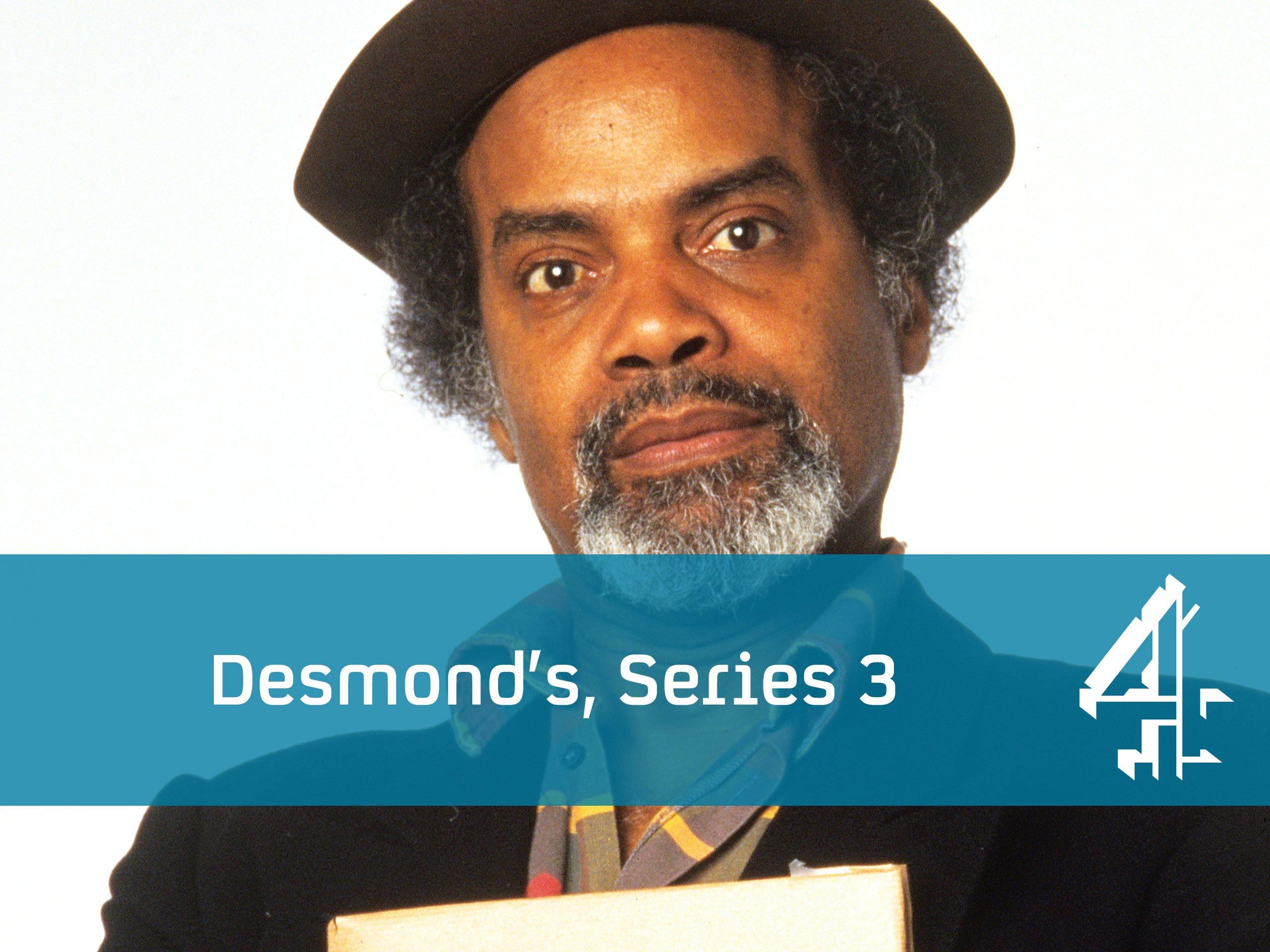 Desmond's on Amazon Prime Video UK