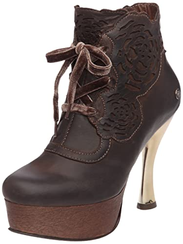 Neosens PETIT VERDOT S105 Damen Fashion Stiefel, Braun