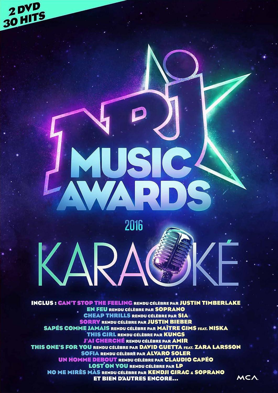 NRJ Music Awards 2016 karaoké [Italia] [DVD]: Amazon.es: Karaoke ...