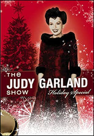 Amazon Com Judy Garland Holiday Special Judy Garland Show Movies Tv
