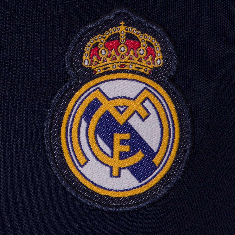 Real Madrid para Hombre Camiseta Oficial para Entrenamiento Poli/éster