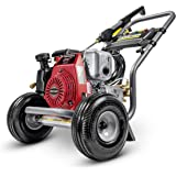 Karcher G3200OH Gas Power Pressure Washer with VersaGRIP, Honda Engine GC190 Performance Series Plus, 3200 PSI, 2.5 GPM