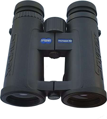 SNYPEX Profinder HD 8 x 42 Binoculars Excellent for all Outdoor Activities , Birdwatching , Safari , Hunting , Yachting , Marine