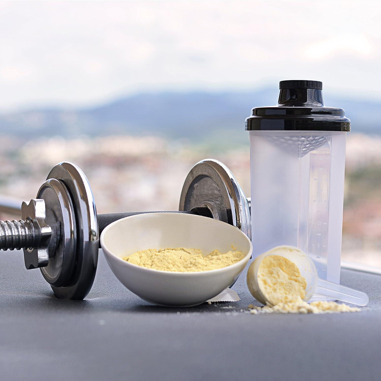 nu3 Performance Whey Protein - 1 kg de polvo sabor Mango Lassi con 72.5% de proteína - Con aminoácidos esenciales & proteína aislada (isolate) - ...