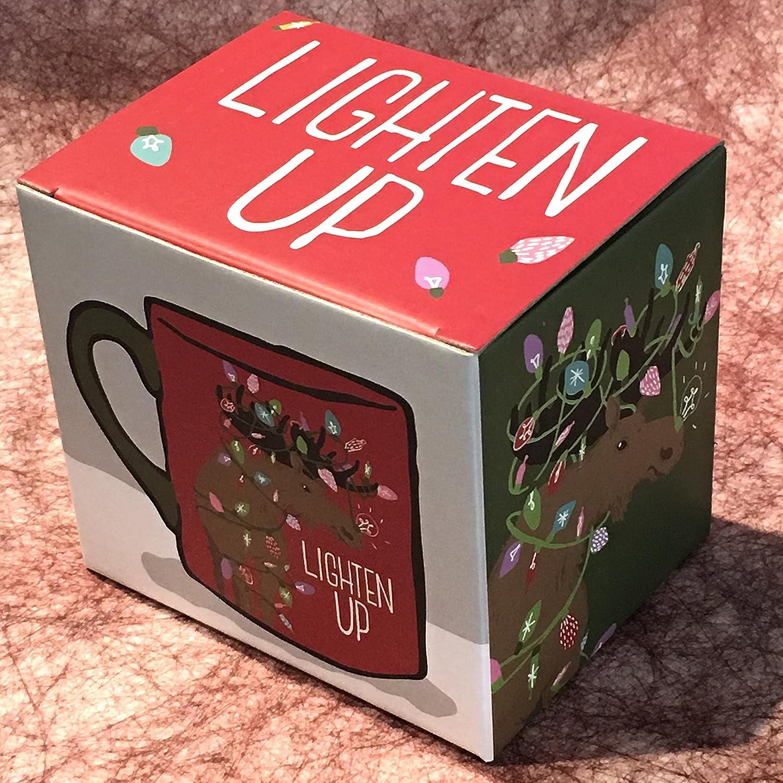 Hatley Ceramic Mug Lighten Up  14-oz