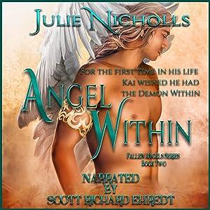 Angel Within: Fallen Angels, Book 2