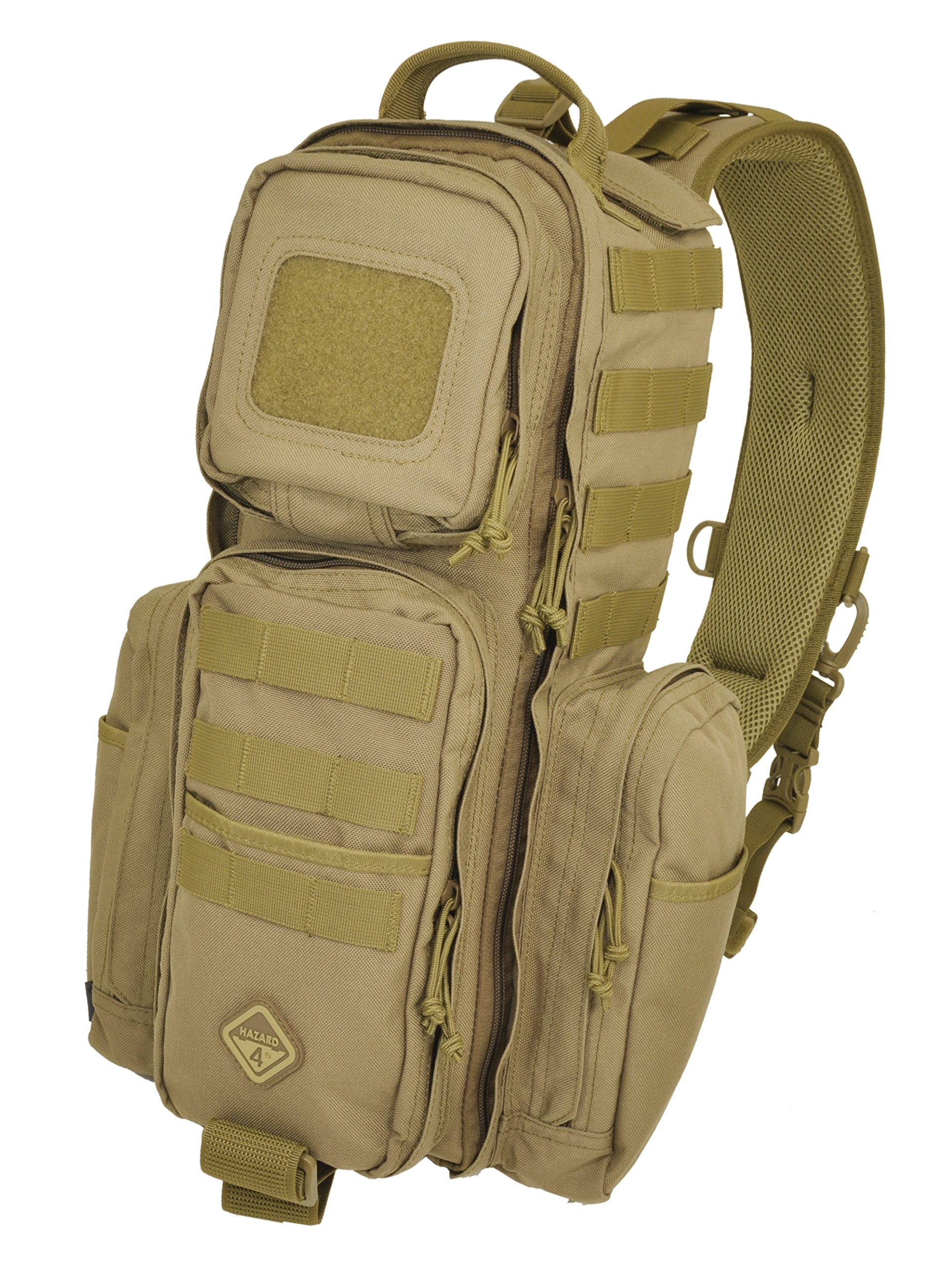 Hazard 4 Evac Rocket Urban Sling Pack with Molle, Coyote