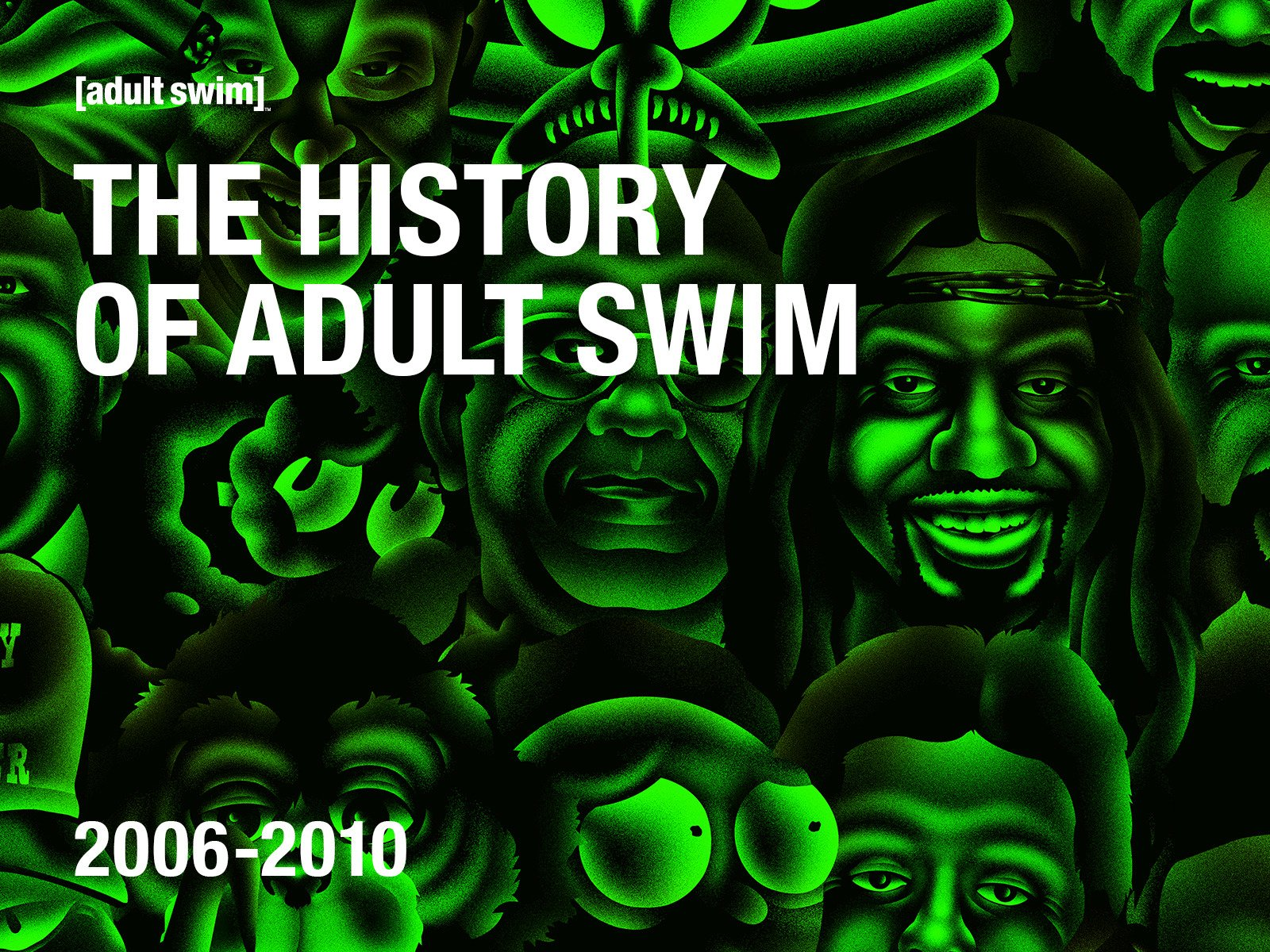 Are absolutely Adult swim history