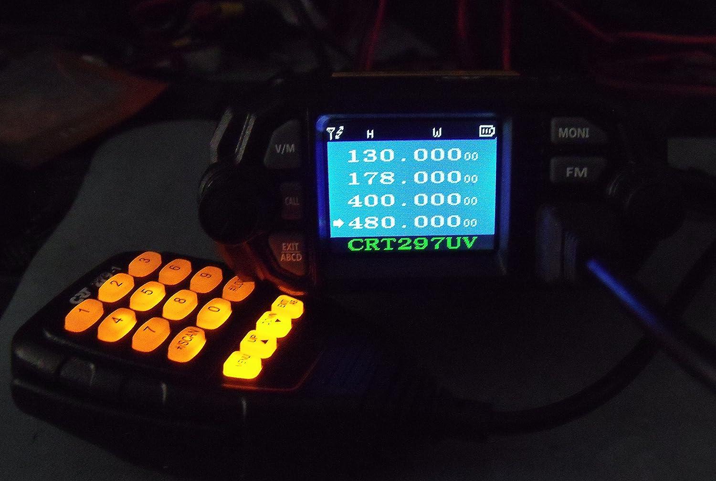 Crt 279 Uv Transceiver Vhf Uhf Use Mobile Elektronik