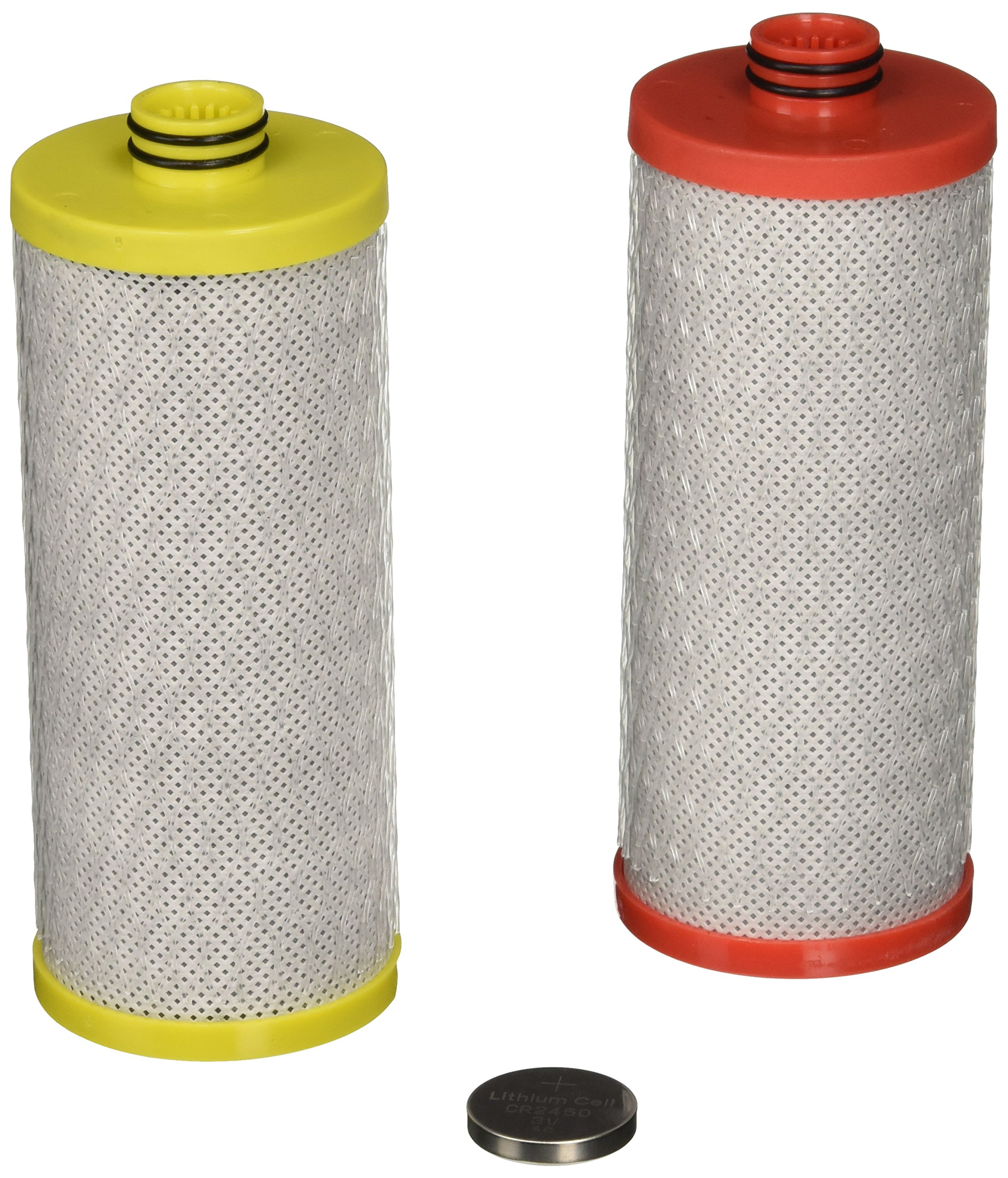 Aquasana Replacement Filter Cartridges for 2-Stage Under Sink Water Filtration System by Aquasana