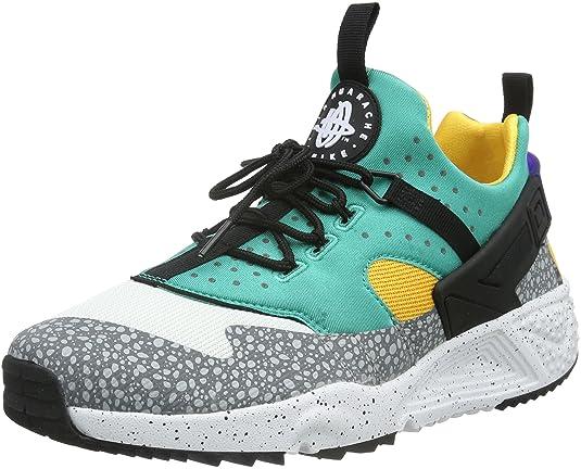 beec9b059277c Nike Men s Air Huarache Utility Premium Trainers  Amazon.co.uk  Shoes   Bags