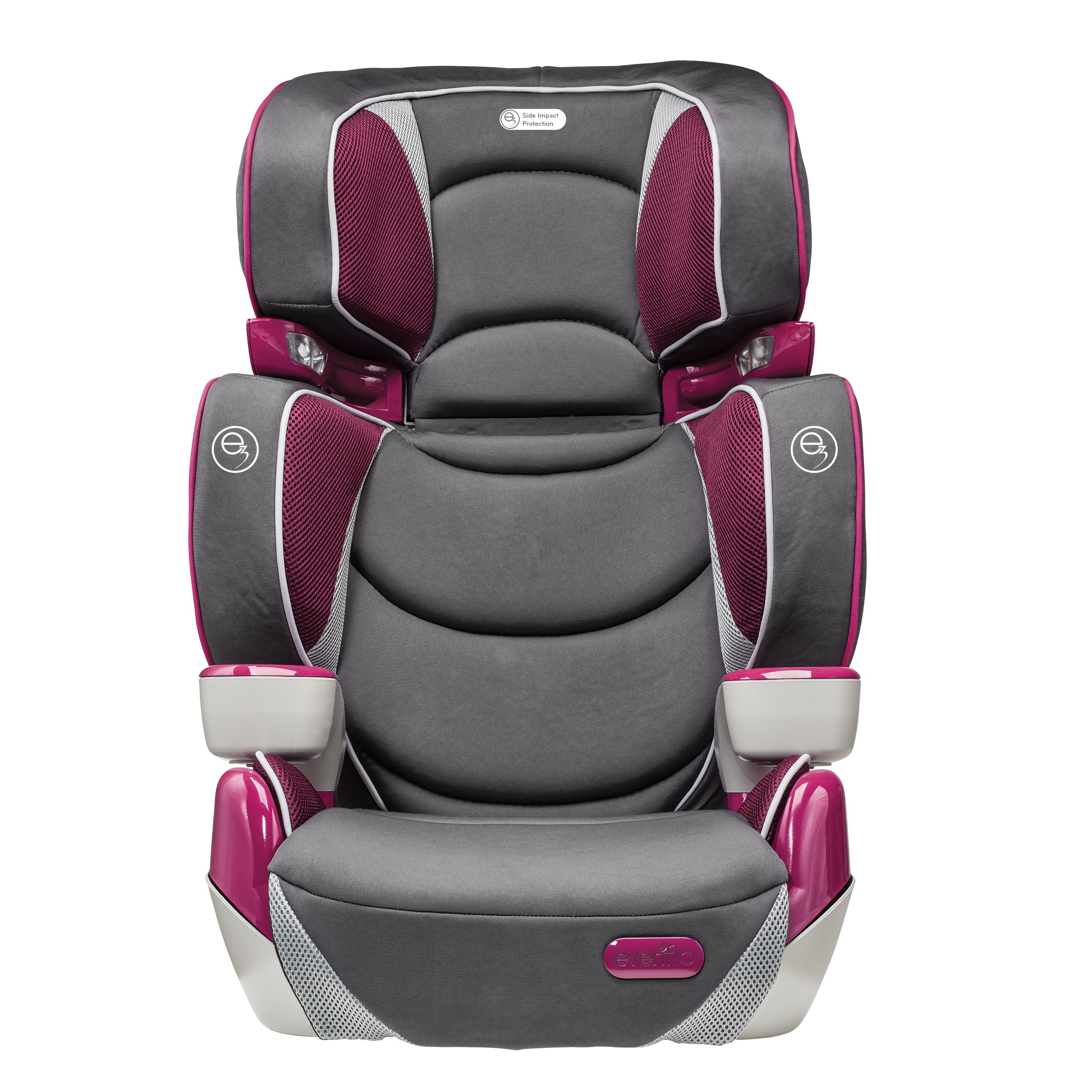evenflo rightfit booster car seat capri baby. Black Bedroom Furniture Sets. Home Design Ideas
