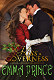 To Kiss a Governess (A Highland Christmas Novella)