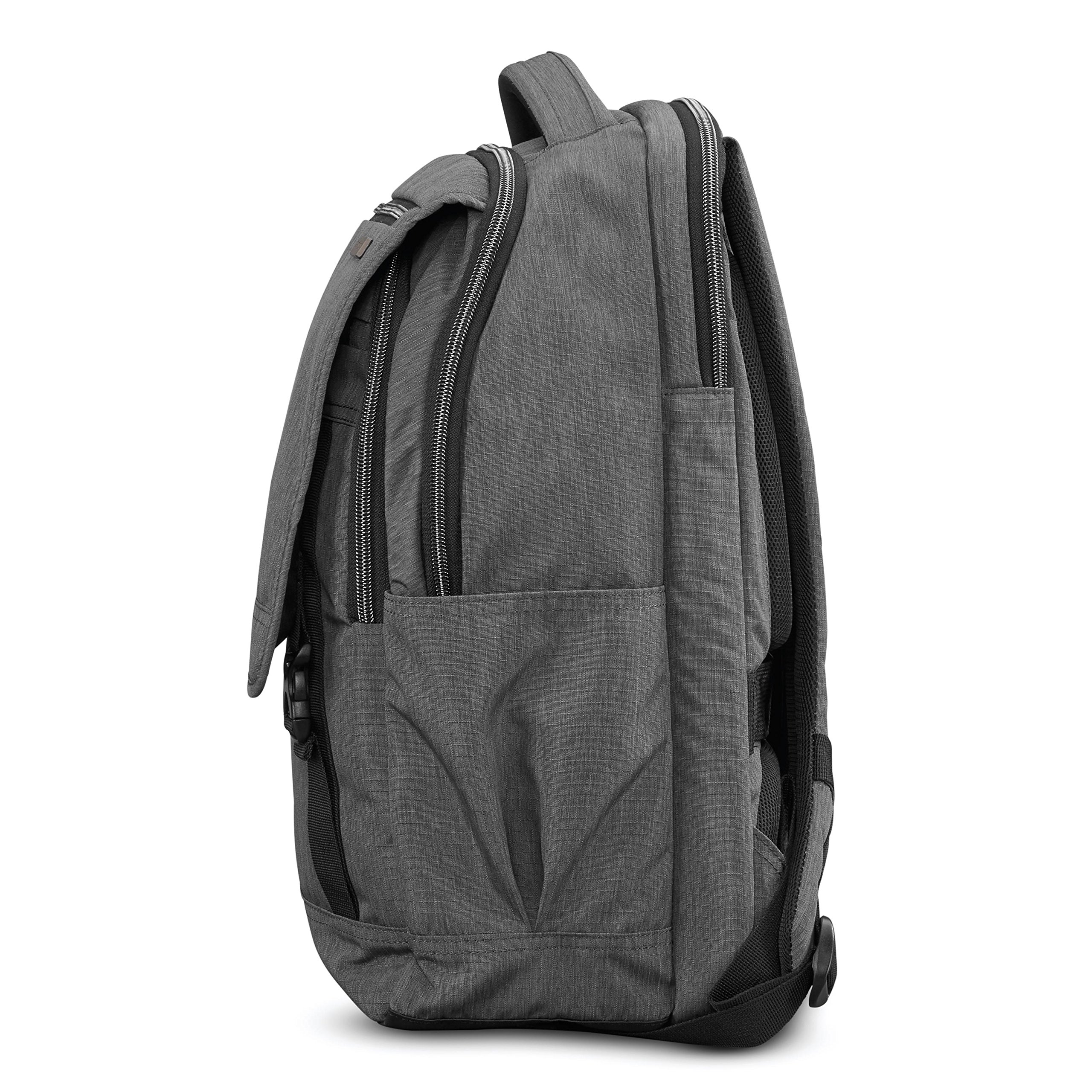 Samsonite Modern Utility Paracycle Backpack Laptop, Charcoal Heather, One Size by Samsonite (Image #3)