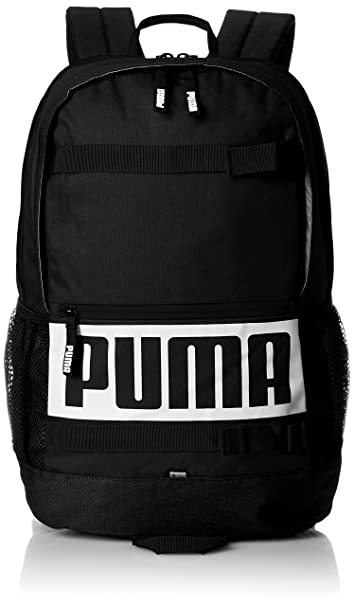 Puma 24 Ltrs Black Laptop Backpack (7470601)  Amazon.in  Bags ... 9c046dbbc2