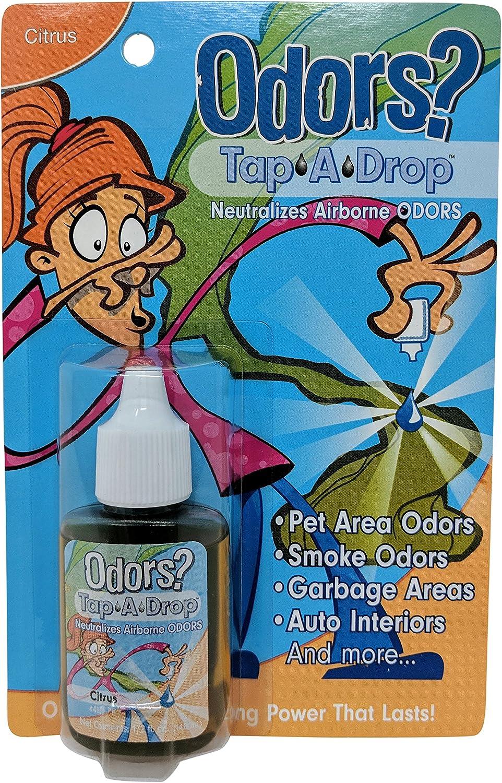 Pet Deodorizers : Nilodor Tap A Drop Citrus