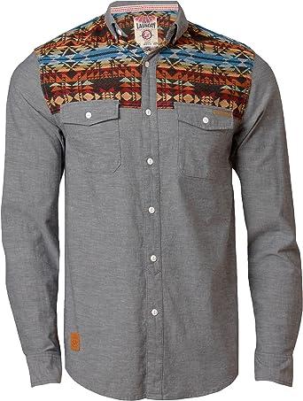 Tokyo Laundry - Camisa Casual - para Hombre