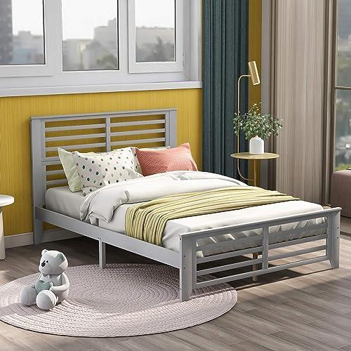 LZ LEISURE ZONE Platform Bed