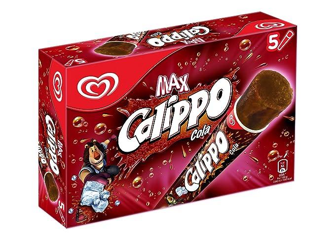 Calippo - Helado con sabor de Coca-Cola, 653 gr