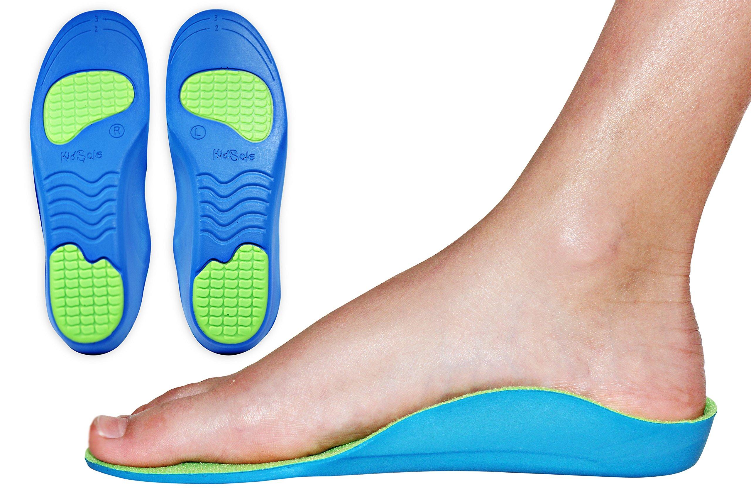 Amazon Com Footminders Kids Orthotic Inserts Pediatric