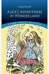 Alice's Adventures in Wonderland (Dover Thrift Editions) Paperback