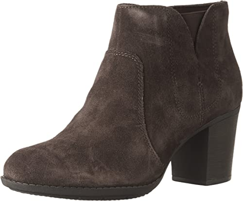 bottines basses marron daim