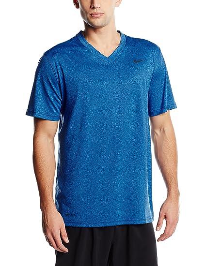 aed4422b Amazon.com: Nike Legend 2.0 Men's Training Short Sleeve V-Neck T ...