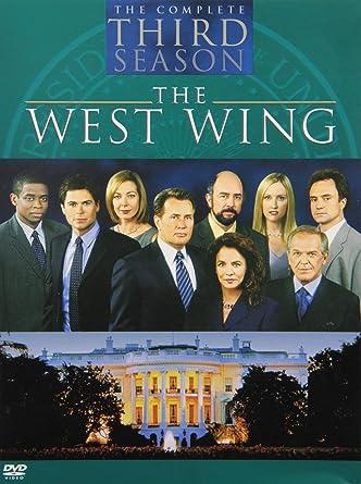 Amazoncom The West Wing Season 3 Martin Sheen Bradley Whitford