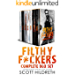 FILTHY F*CKERS : MC ROMANCE COMPLETE 7-BOOK BOXED SET